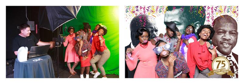 Photo Booth Photobooth  Green Screen Atlanta, Midtown, newnan, Peachtree city