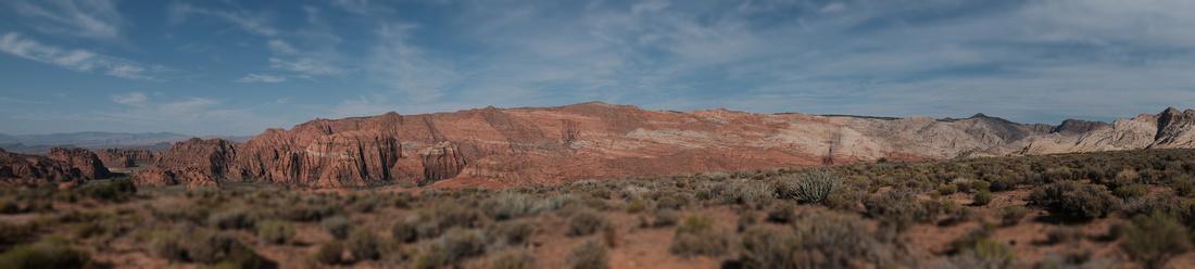 Jkleinphotography Utah  st george Panoramic tiltshift Landscape