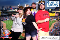 2015 Great Atlanta Beer Festival Turner Field Photo booth