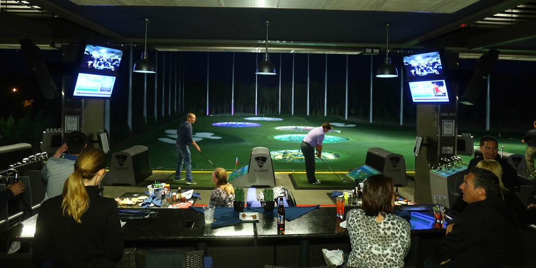 Top Golf Atlanta, Event Photographer