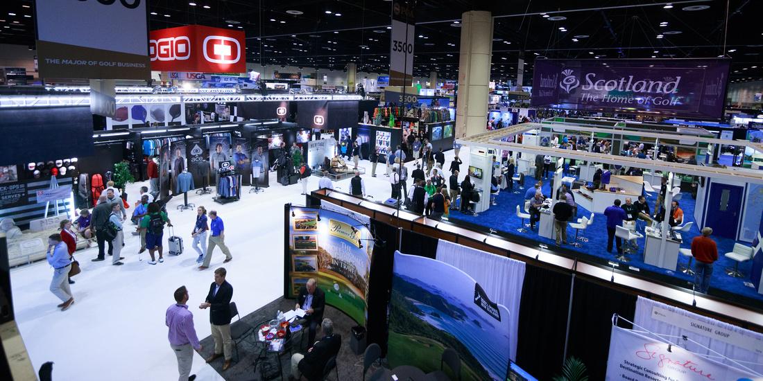 170125_PGA Merchendise Show 2017 Orange county convention Center, Orlando, Fl